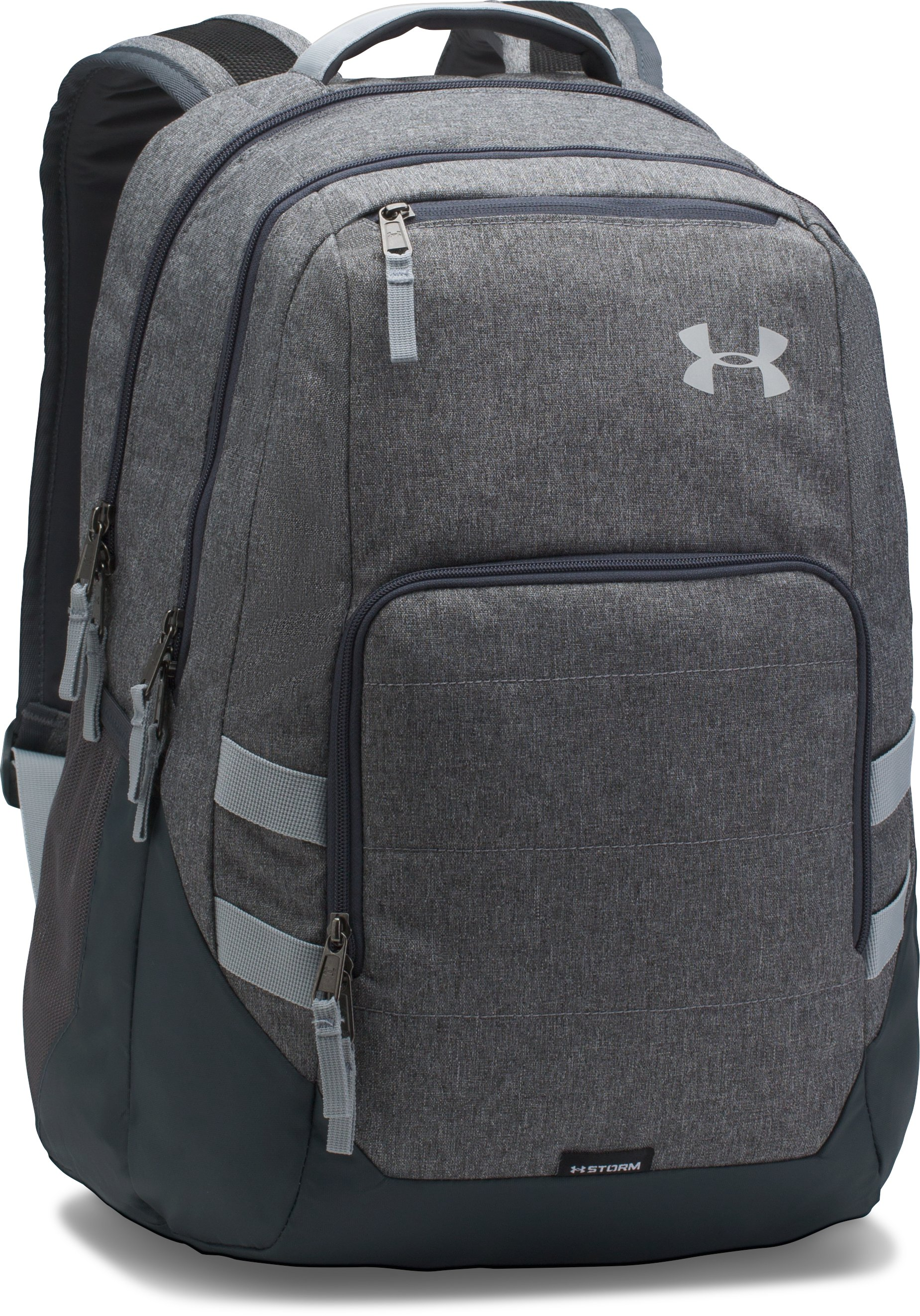 UA Camden Backpack, Steel