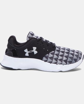 Girls' Pre-School UA Flow KO Running Shoes LIMITED TIME OFFER + FREE U.S. SHIPPING 2 Colors $31.49 to $41.99