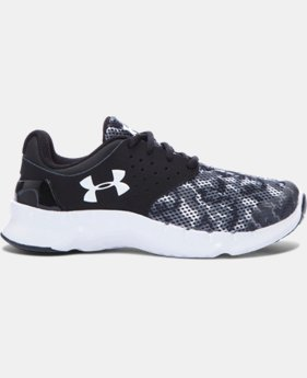 New Arrival Boys' Pre-School UA Flow Digi Camo Running Shoes   $54.99