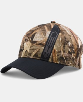 New Arrival Men's UA Waterfowl Cap  1 Color $24.99