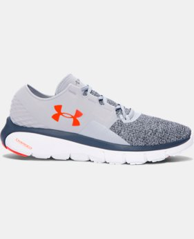 Men's UA SpeedForm® Fortis 2 Running Shoes LIMITED TIME: FREE U.S. SHIPPING 1 Color $74.99