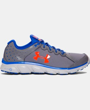 Men's UA Micro G® Assert 6 Grit Running Shoes LIMITED TIME: FREE U.S. SHIPPING  $52.99