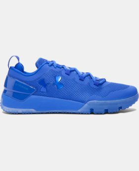 New Arrival Men's UA Charged Ultimate Iced Tonal Training Shoes  2 Colors $99.99