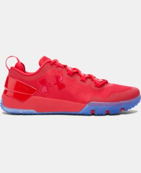 New Arrival Men's UA Charged Ultimate Iced Tonal Training Shoes  1 Color $99.99