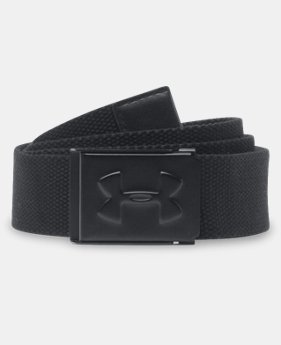 UA Solid Golf Belt