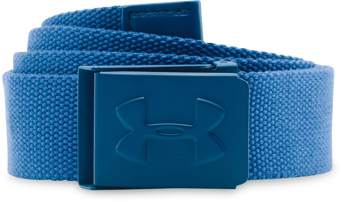 Women's UA Solid Golf Belt, HERON