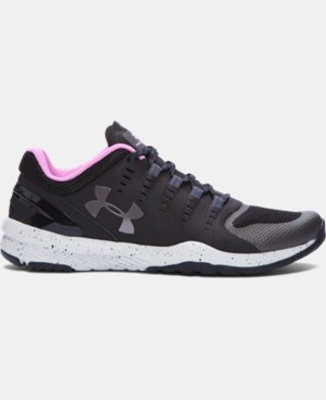 Women's UA Charged Stunner EXP Training Shoes   $94.99