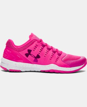 Women's UA Charged Stunner EXP Training Shoes LIMITED TIME: FREE U.S. SHIPPING 1 Color $71.99