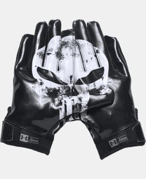 Men's Under Armour® Alter Ego Punisher F5 Football Gloves  1 Color $44.99