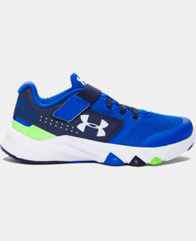 Boys' Pre-School UA Primed AC Running Shoes  1 Color $57.99