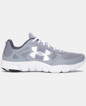 Men's UA Micro G® Engage Big Logo 2 Running Shoes LIMITED TIME OFFER + FREE U.S. SHIPPING 1 Color $39.99
