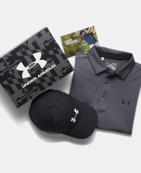 Men's UA Golf Gift Pack