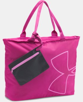 UA Big Logo Tote  3 Colors $34.99