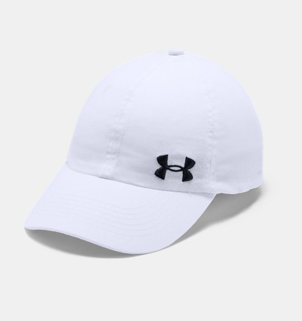 Under Armour Womens Armour Washed Cap Under Armour Accessories 1285293