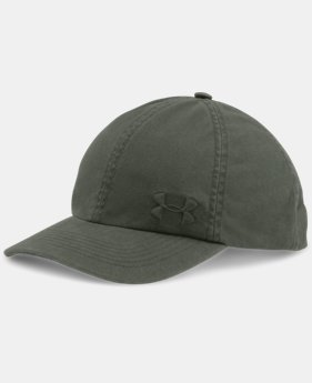 New Arrival  Women's UA Armour Washed Cap  1 Color $22.99