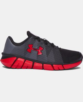 Best Seller  Boys' Grade School UA X Level Scramjet Running Shoes  1 Color $89.99
