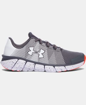 Best Seller Boys' Grade School UA X Level Scramjet Running Shoes  3 Colors $74.99