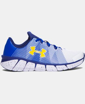 Best Seller Boys' Grade School UA X Level Scramjet Running Shoes  9 Colors $74.99