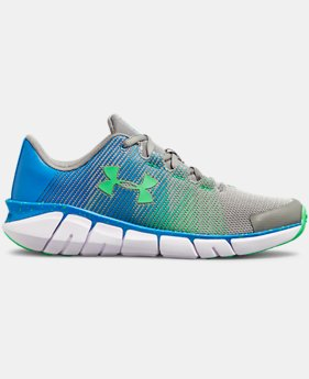 Best Seller Boys' Grade School UA X Level Scramjet Running Shoes FREE U.S. SHIPPING 4  Colors Available $74.99