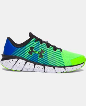 Boys' Grade School UA X Level Scramjet Running Shoes LIMITED TIME: FREE SHIPPING 1 Color $89.99