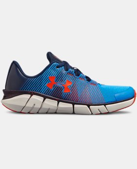 Best Seller Boys' Grade School UA X Level Scramjet Running Shoes  9  Colors Available $74.99