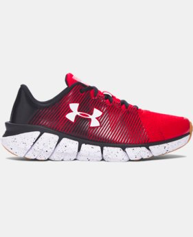 Best Seller Boys' Grade School UA X Level Scramjet Running Shoes  1  Color Available $74.99