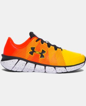 Best Seller Boys' Grade School UA X Level Scramjet Running Shoes LIMITED TIME OFFER 1 Color $56.24