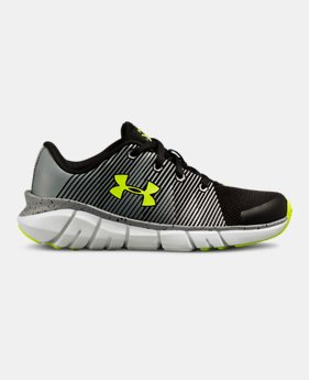 92e9a7a75b05 Boys  Pre-School UA X Level Scramjet Running Shoes 4 Colors Available   40.99 to