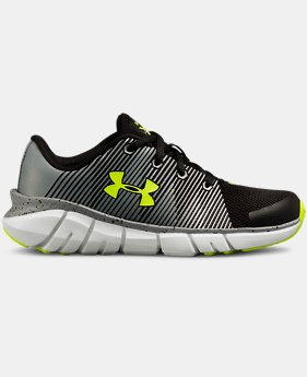 Boys' Pre-School UA X Level Scramjet Running Shoes  6  Colors Available $79.99