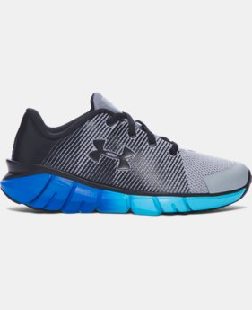 Boys' Pre-School UA X Level Scramjet Running Shoes  2 Colors $67.99