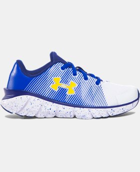 Boys' Pre-School UA X Level Scramjet Running Shoes  6 Colors $67.99