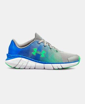 quality design d0657 bc7b8 UA X Level Scramjet - Chaussures de course pour garçon, préscolaire 3  Couleurs Disponible  47.99