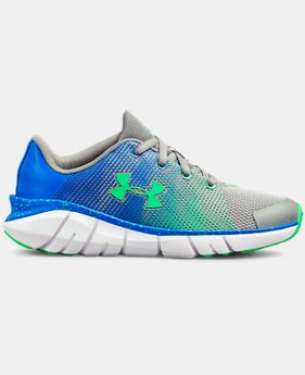 Boys' Pre-School UA X Level Scramjet Running Shoes  3  Colors Available $67.99