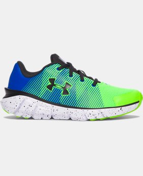 Boys' Pre-School UA X Level Scramjet Running Shoes LIMITED TIME OFFER 1 Color $50.99