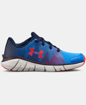Boys' Pre-School UA X Level Scramjet Running Shoes  7  Colors Available $67.99