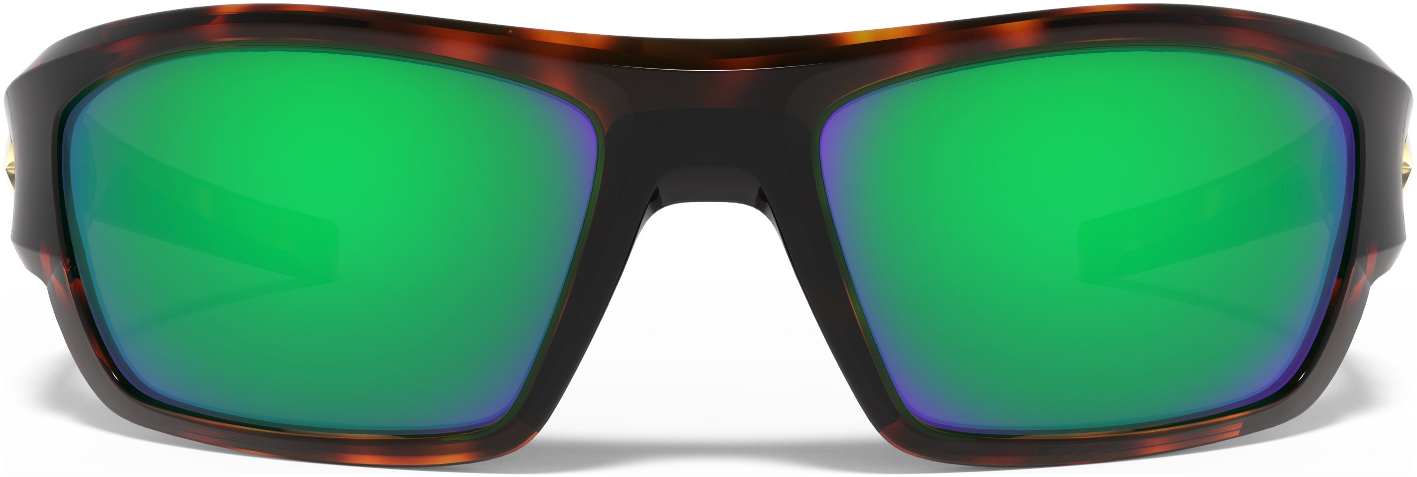 UA Storm Force Polarized Multiflection™ Sunglasses, CRYSTAL TORT, undefined