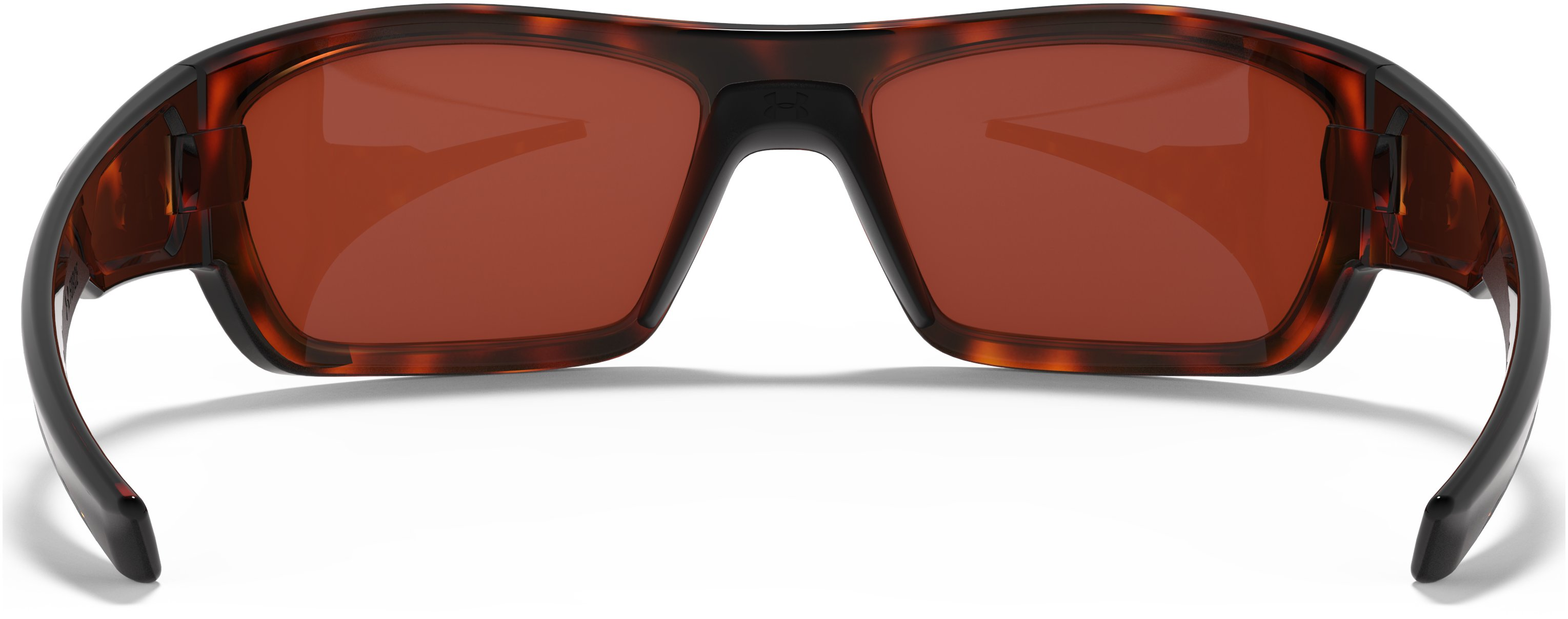 UA Storm Polarized Force Multiflection™ Sunglasses, CRYSTAL TORT