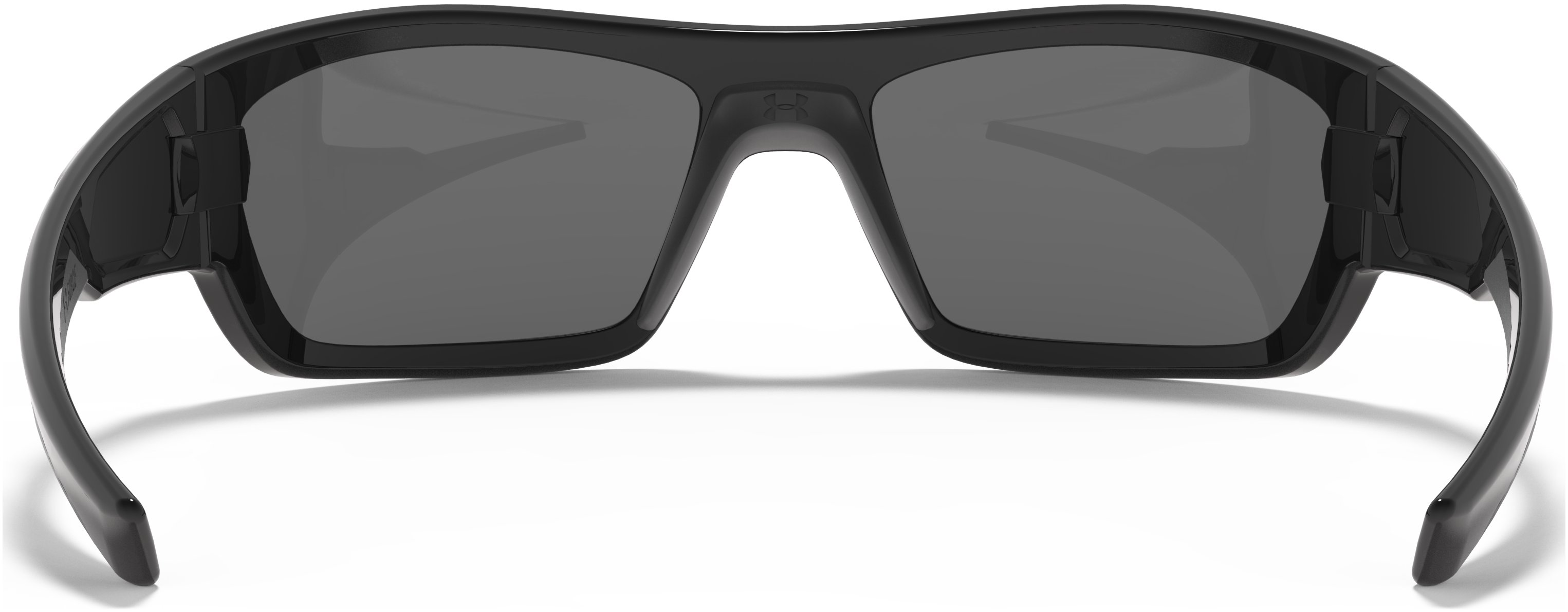 UA Force Sunglasses, Shiny Black