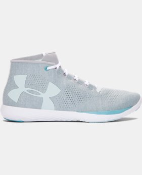 Women's UA Street Precision Mid RLXD Training Shoes LIMITED TIME: FREE U.S. SHIPPING 1 Color $71.99