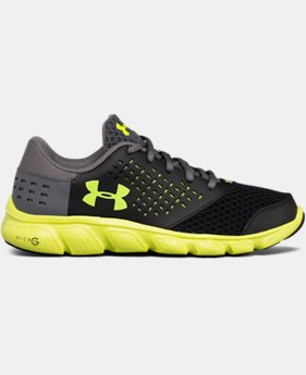 Best Seller Boys' Grade School UA Micro G® Rave Running Shoes  1 Color $54.99