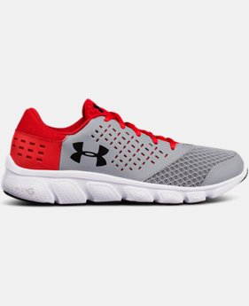 Boys' Grade School UA Micro G® Rave Running Shoes   $41.24