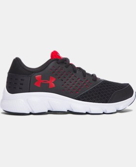 Boys' Pre-School UA Rave Running Shoes  4 Colors $59.99