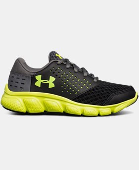 Boys' Pre-School UA Rave Running Shoes LIMITED TIME OFFER 7 Colors $35.99