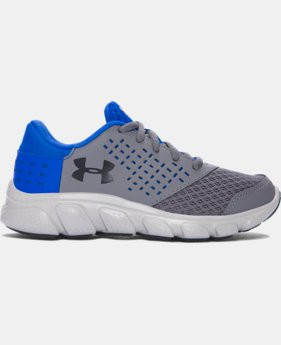 Boys' Pre-School UA Rave Running Shoes  1 Color $47.99