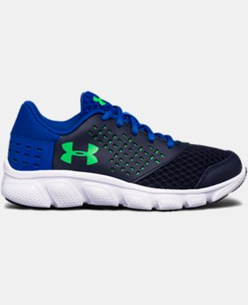 Boys' Pre-School UA Rave Running Shoes LIMITED TIME OFFER 1 Color $44.99