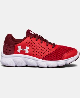 Boys' Pre-School UA Rave Running Shoes LIMITED TIME OFFER 1 Color $35.99