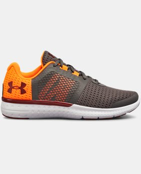 Boys' Grade School UA Micro G® Fuel Running Shoes LIMITED TIME OFFER 3 Colors $59.99