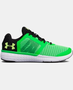 Boys' Grade School UA Micro G® Fuel Running Shoes  2 Colors $79.99