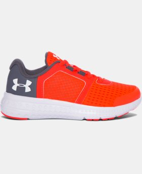Boys' Pre-School UA Micro G® Fuel Running Shoes  6 Colors $57.99