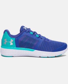 GIrls' Grade School UA Micro G® Fuel Running Shoes  4 Colors $79.99
